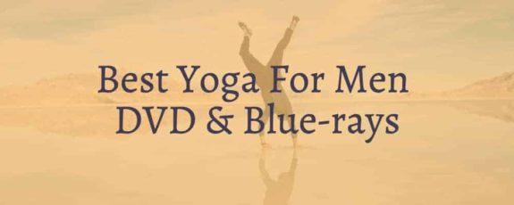 Best Yoga For Men DVD Bluerays